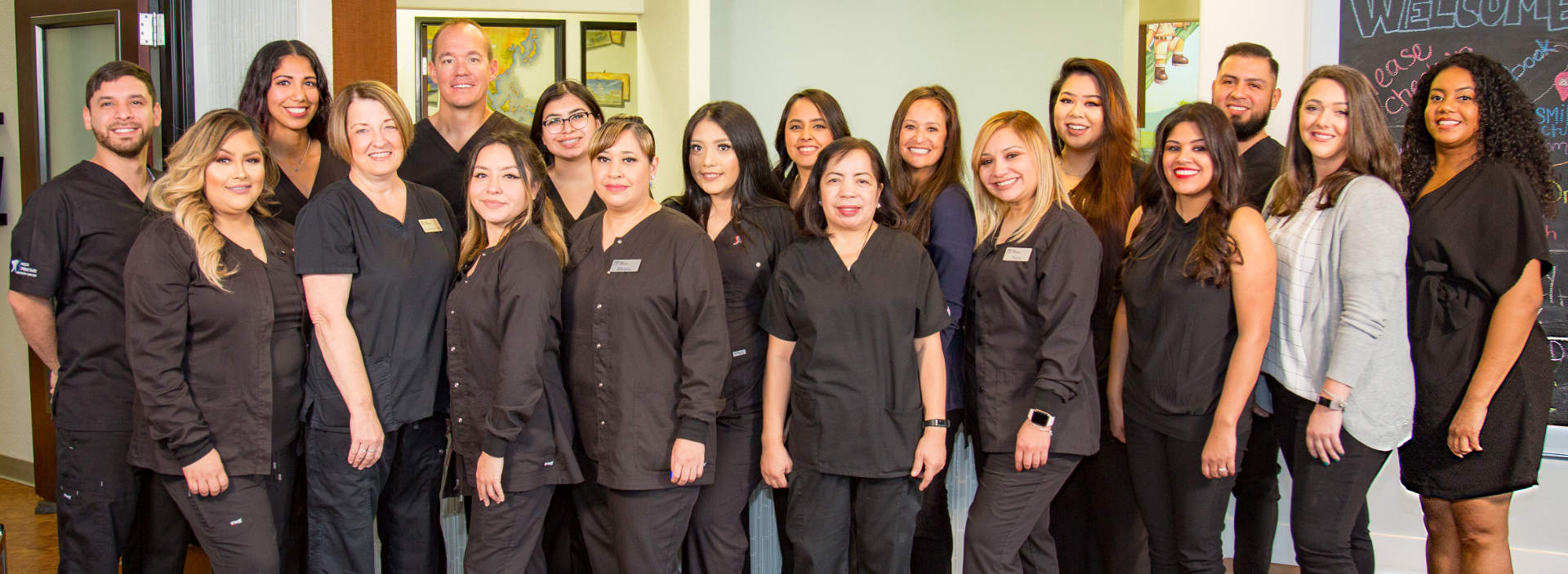 Smile Structure Dentistry & Braces San Antonio, TX team