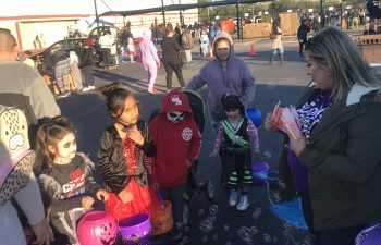 Smile Structure Dentistry at The School Of Science And Technology Trunk or Treat